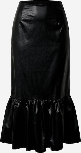EDITED Falda 'Wren' en negro, Vista del producto