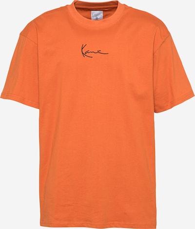 Tricou Karl Kani pe portocaliu / negru, Vizualizare produs