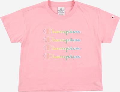 Champion Authentic Athletic Apparel Shirt in blau / gelb / grün / pink, Produktansicht