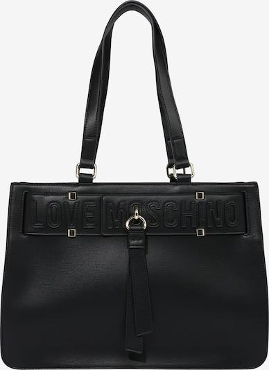 Love Moschino Handtas 'BORSA' in de kleur Zwart, Productweergave