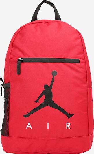 Jordan Rugzak in de kleur Rood / Zwart / Wit, Productweergave