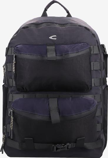CAMEL ACTIVE Rucksack 'Madison' in schwarz, Produktansicht