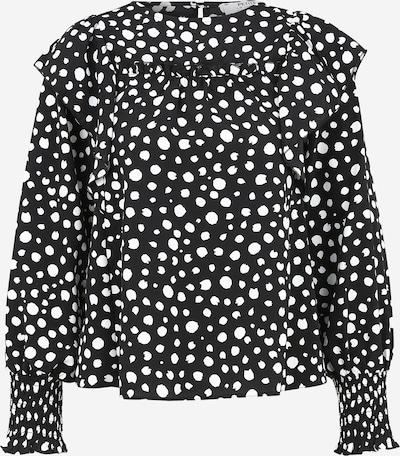Dorothy Perkins (Petite) Blouse in de kleur Zwart / Wit, Productweergave