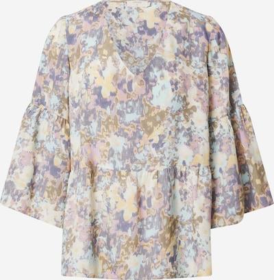 Cream Bluse in blau / mischfarben, Produktansicht