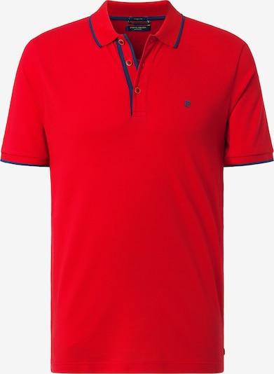 PIERRE CARDIN Shirt in navy / hellrot, Produktansicht