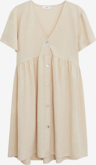MANGO Kleid 'Thalia' in sand, Produktansicht