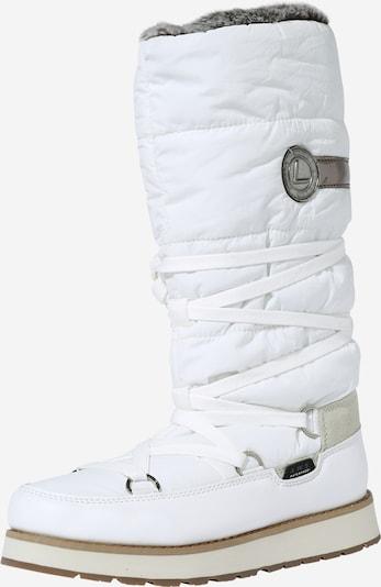 LUHTA Snowboots 'Tahtova' in weiß, Produktansicht