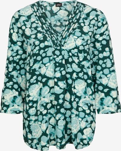 s.Oliver BLACK LABEL Bluza u zelena / svijetlozelena, Pregled proizvoda