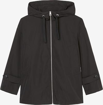 Marc O'Polo Outdoor-Kapuzenjacke in schwarz, Produktansicht