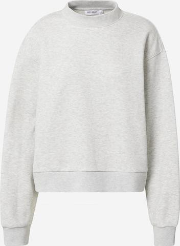 Sweat-shirt 'Amaze' WEEKDAY en gris