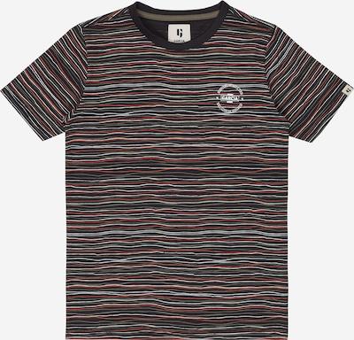 GARCIA Camiseta 'B13603' en gris oscuro / mezcla de colores, Vista del producto