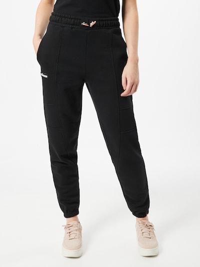 ELLESSE Sweathose  'Affinis' in schwarz, Modelansicht