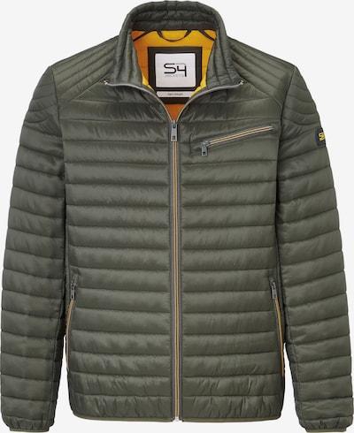 S4 Jackets Steppjacke in grün, Produktansicht