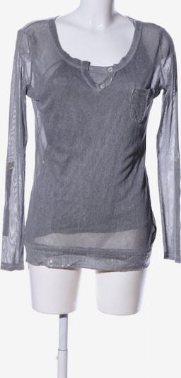 iSilk Longshirt in L in hellgrau, Produktansicht