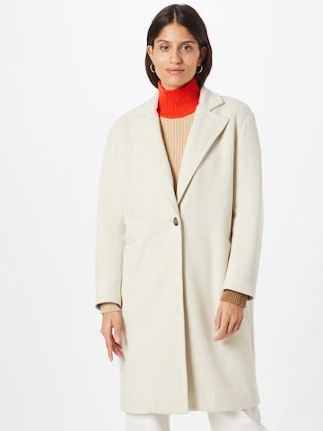 Manteau mi-saison 120% Lino en blanc