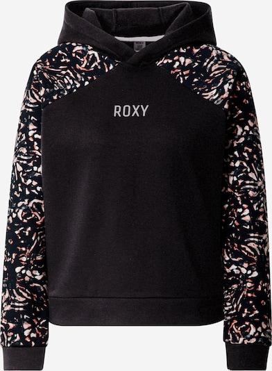 ROXY Sweat-shirt 'Kisses' en noir, Vue avec produit
