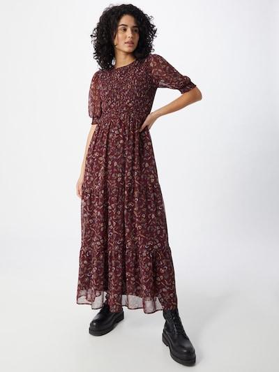 Tally Weijl Kleid in mischfarben / bordeaux, Modelansicht