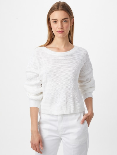 HOLLISTER Sweater in White, View model