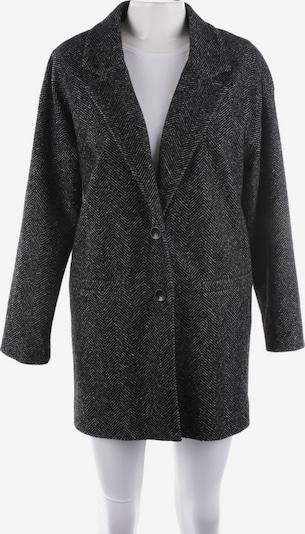 Adriano Goldschmied Übergangsmantel in XS in grau / schwarz, Produktansicht