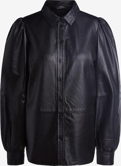 SET Blouse in de kleur Zwart, Productweergave