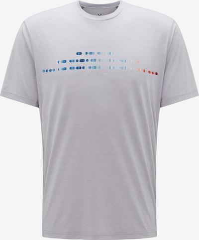 Haglöfs Funktionsshirt 'Ridge' in hellgrau / mischfarben, Produktansicht