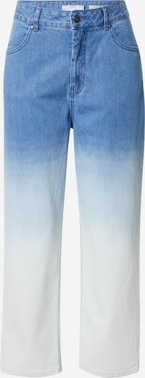 Afends Jeans 'Shelby' in azur / blue denim / weiß, Produktansicht