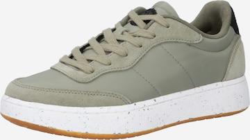 Sneaker low 'May' de la WODEN pe verde