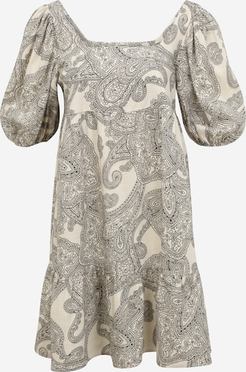 OBJECT Petite Vestido 'OBJADILLA' en capuchino / negro, Vista del producto