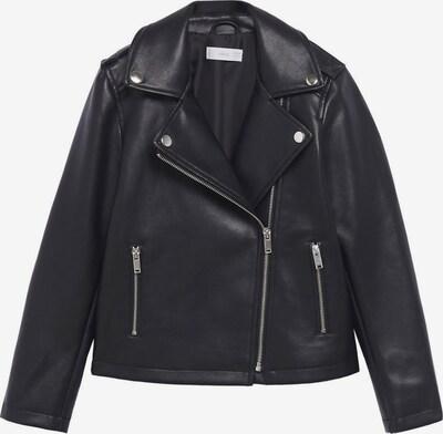 MANGO KIDS Prehodna jakna 'LIZ' | črna barva, Prikaz izdelka