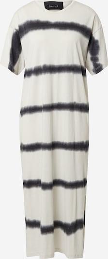 RAIINE Robe 'GILA' en noir / blanc naturel, Vue avec produit