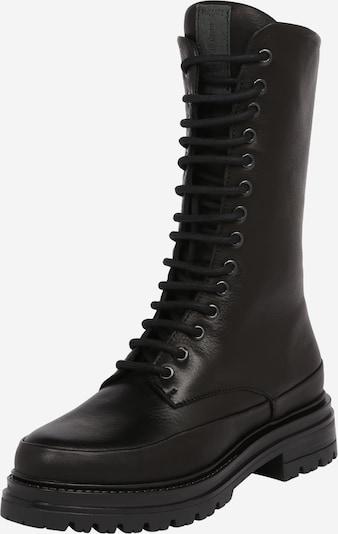 Greyderlab Šņorzābaki, krāsa - melns, Preces skats