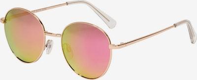 HALLHUBER Spiegelbrille in gold, Produktansicht