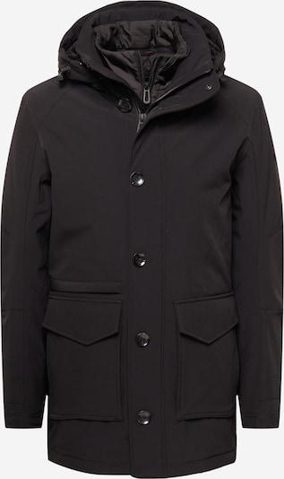 bugatti Veste d'hiver en noir, Vue avec produit