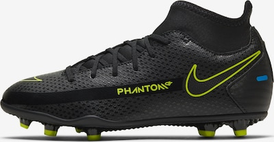 NIKE Fußballschuh in neongelb / schwarz, Produktansicht