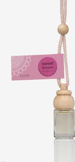 OLORI Auto-/Raumduft ' Wildrose 4-Pack ' in pink, Produktansicht