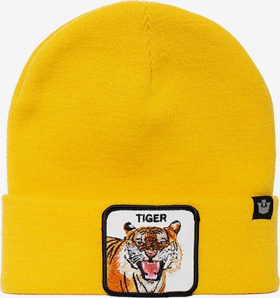 GOORIN Bros. Mütze 'Tiger Mouth' in gelb / mischfarben, Produktansicht