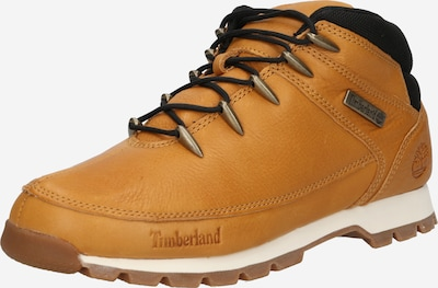 TIMBERLAND Lace-Up Boots in Camel / Black, Item view