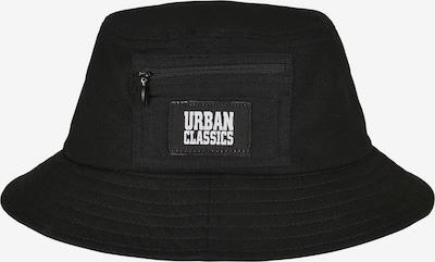 Urban Classics Chapeaux en noir / blanc, Vue avec produit