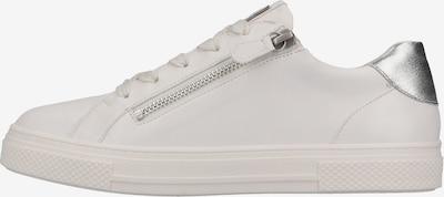 HASSIA Sneaker in silbergrau / weiß, Produktansicht