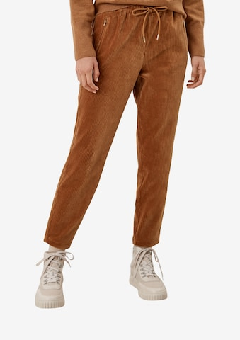 s.Oliver Pants in Brown