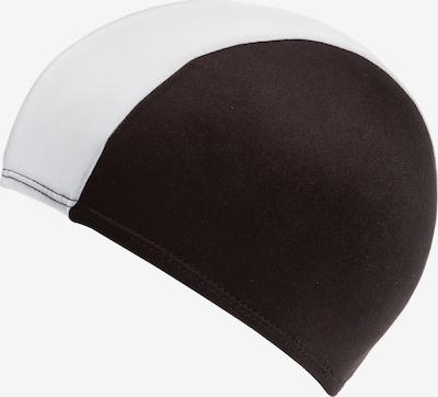 BECO BERMANN Badekappe in schwarz / weiß, Produktansicht