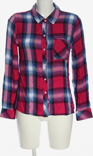 Rails Langarmhemd in S in blau / pink / weiß, Produktansicht