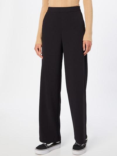 VILA Hose 'MARY' in schwarz, Modelansicht