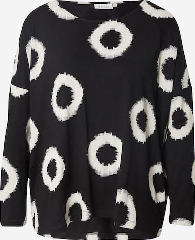 Masai T-shirt 'Babua' en noir, Vue avec produit