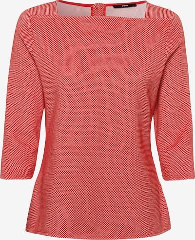 zero Shirt in rot, Produktansicht