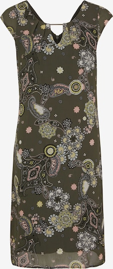 Suknelė iš s.Oliver BLACK LABEL , spalva - rusvai žalia / mišrios spalvos, Prekių apžvalga