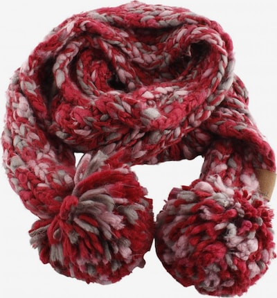 FOSSIL Scarf & Wrap in One size in Red / Wool white, Item view