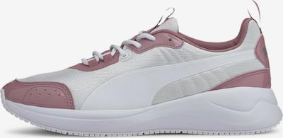 PUMA Chaussure de course en gris clair / rose ancienne / rose pastel / blanc perle / blanc naturel, Vue avec produit