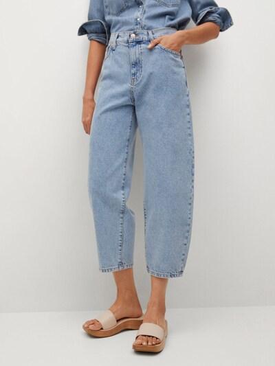 Jeans 'Antonela' MANGO pe albastru deschis, Vizualizare model
