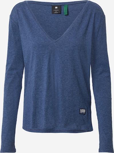 G-Star RAW Shirt in kobaltblau, Produktansicht